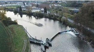 Reportage sur les centrales hydroélectriques en Ariège. (FRANCE 2)