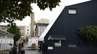 La mosquée de Pantin (Seine-Saint-Denis) le 20 octobre 2020. (CHRISTOPHE ARCHAMBAULT / AFP)