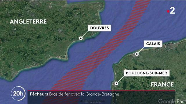 Brexit : Fronde entre les pêcheurs français et la Grande-Bretagne