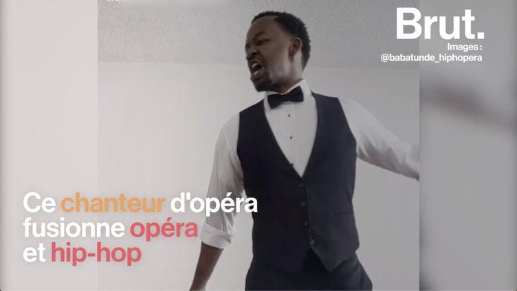 VIDEO. Le Hip Hopera, un nouveau genre musical (BRUT)
