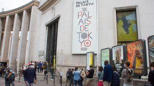 Palais de Tokyo, Paris, le 29 août 2020 (SANDRINE MARTY / HANS LUCAS)