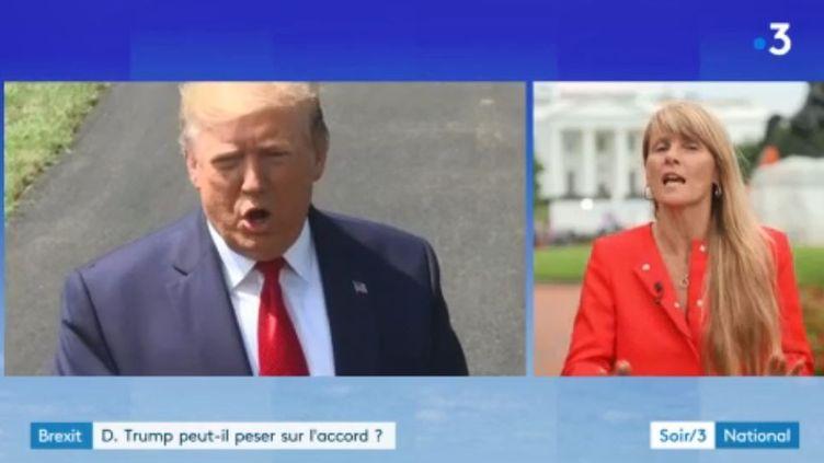 Donald Trump (France 3)