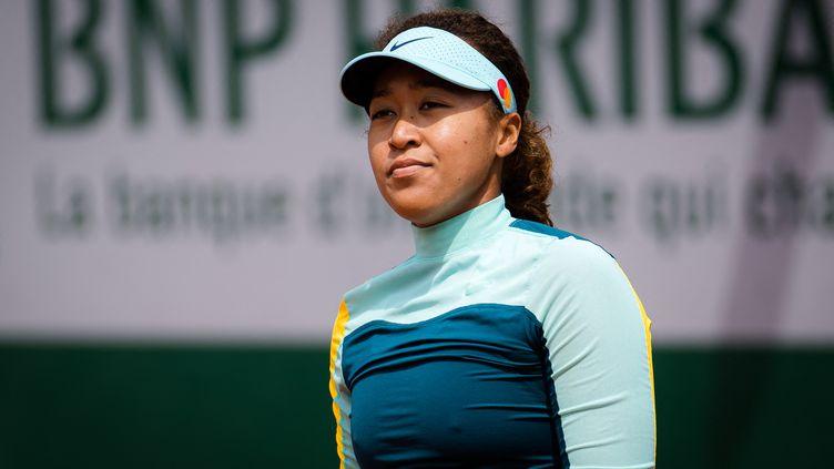 Alors qu'elle avait passé le 1er tour, Naomi Osaka a annoncé son retrait de Roland-Garros lundi 31 mai. (ROB PRANGE / SPAIN DPPI)