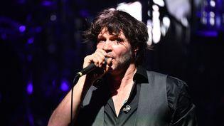 Le chanteur Bertrand Cantat à La Rochelle (Charente-Maritime). (XAVIER LEOTY / AFP)
