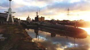 Kaliningrad (CAPTURE D'ÉCRAN FRANCE 3)