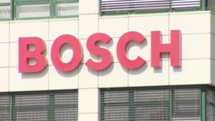 La direction deBoscha annoncé la suppression de 750 emplois sur les 1250 du site de Rodez, dans l'Aveyron. (FRANCE 3)