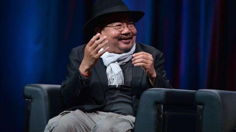 Le réalisateurRithy Panh au Festival de Toronto en 2017 (ALBERTO E. RODRIGUEZ / GETTY IMAGES NORTH AMERICA)