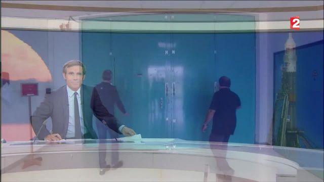 Espace : on a testé la centrifugeuse !