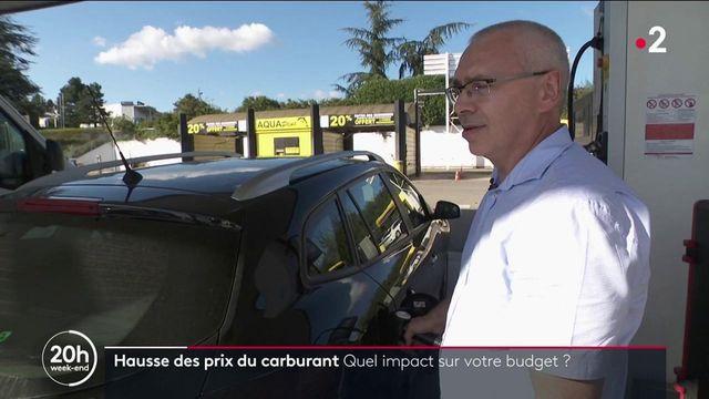 Carburants : la hausse des prix impacte fortement le budget des Français