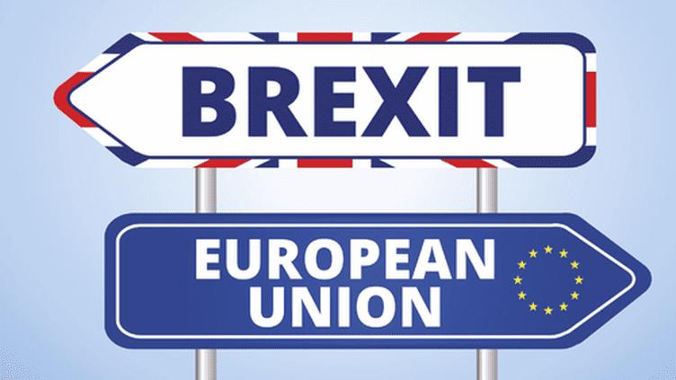 Brexit, le parlement britannique a autorisé la sortie officielle de la Grande-Bretagne de l'Union européenne. (CHOKKICX / DIGITAL VISION VECTORS / GETTY IMAGES)
