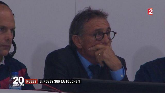 Rugby : Guy Novès sur la touche ?