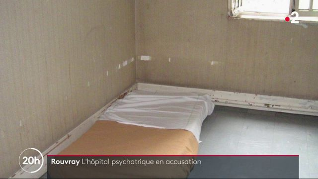 """Seine-Maritime : un hôpital psychiatrique pointé du doigt pour son traitement """"indigne"""" des patients"""