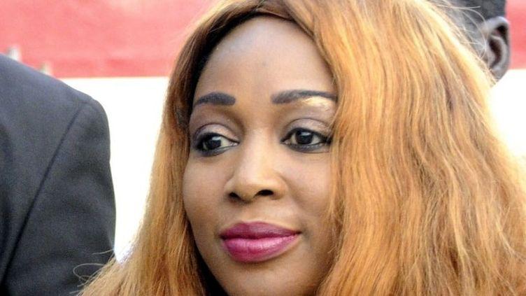 La chanteuse sénégalaise Amy Collé Dieng (17/05/2017)  (Diop LE MAIRE / AFP)