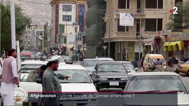 Afghanistan : la dernière frappe américaine sur le sol afghan est-elle une bavure ?