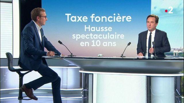Taxe foncière : une hausse spectaculaire en 10 ans