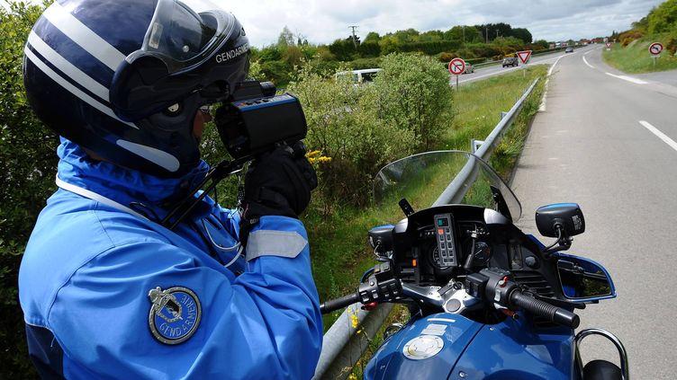 Deux conducteurs flashés à 244 km/h sur l'autoroute A62, en octobre 2013, ont été relaxés devant le tribunal d'Agen, le 19 juin 2014. (MAXPPP)