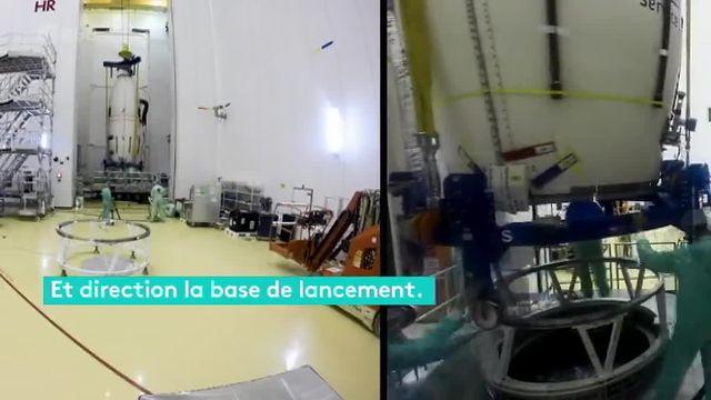 De l'assemblage au décollage : le lancement d'un satellite de A à Z