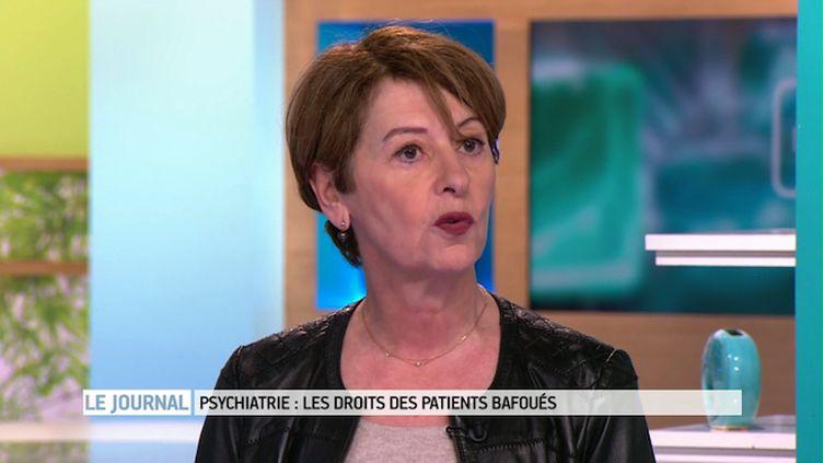 """""""Psychiatrie : les droits des patients bafoués"""", entretien avec Adeline Hazan, contrôleur général des lieux de privation de liberté"""