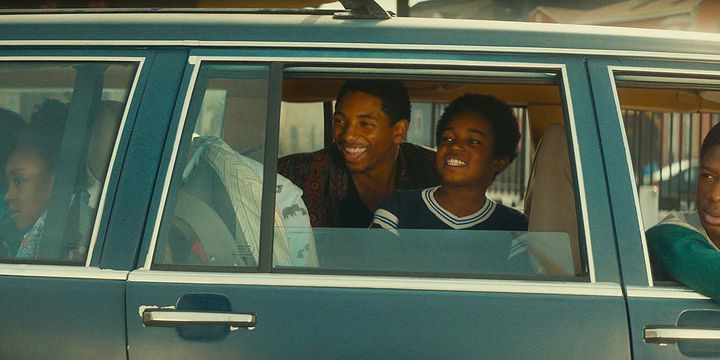 "Kaalan Walker et Lamar Johnson dans ""Kings"" de Deniz Gamze Ergüven  (Ad Vitam)"