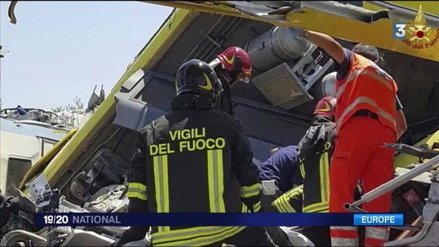 Collision meurtrière en Italie