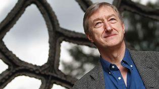 """Julian Barnes, auteur de """"Une fille, qui danse"""" Man Booker Prize 2011  (Marta Perez/ EFE/MAXPPP )"""