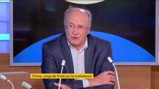 Hubert Testard (FRANCEINFO)