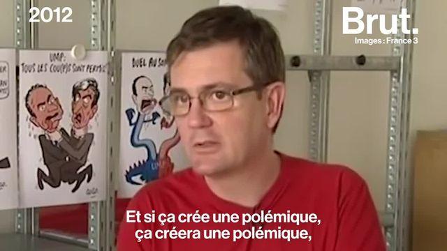C'était l'un des piliers de Charlie Hebdo et il aurait eu 51 ans le 20 août 2018. En 2012, Stéphane Charbonnier, plus connu sous le pseudonyme de Charb, parlait de liberté d'expression, une valeur qui lui a coûté la vie.