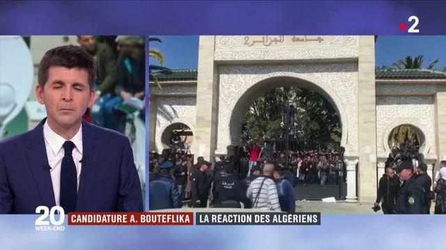 Les opposants à Abdelaziz Bouteflika appellent à de nouvelles manifestations en Algérie