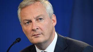Bruno Le Maire, ministre de l'Economie et des Finances. (BERTRAND GUAY / AFP)