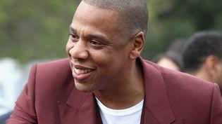 Le rappeur et homme d'affaires Jay-Z le 11 février 2017 à Los Angeles (Californie, Etats-Unis). (ARI PERILSTEIN / GETTY IMAGES NORTH AMERICA)