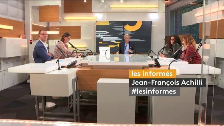 Les informés du jeudi 4 juin 2020. (FRANCEINFO / RADIOFRANCE)