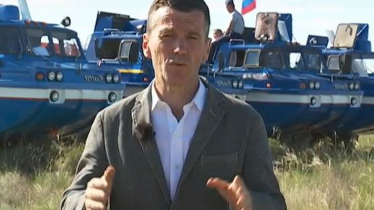 Thomas Pesquet : que se passera-t-il une fois le vaisseau atterri ?  (FRANCE 2)