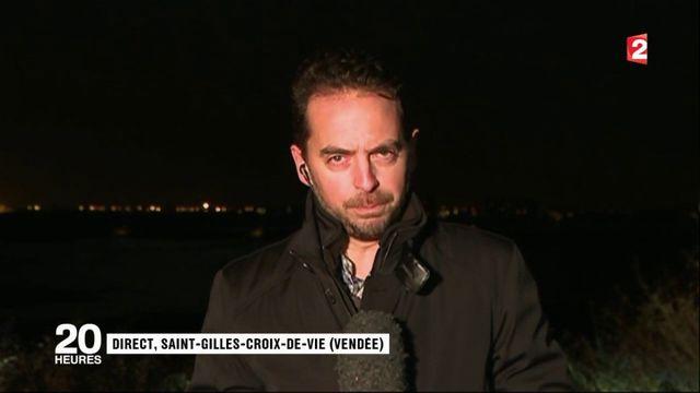 Tempête Carmen : la Vendée privée d'électricité
