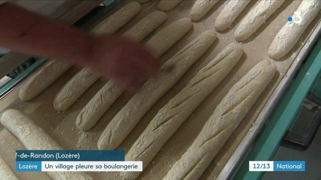 Lozère : un village démuni sans sa boulangerie