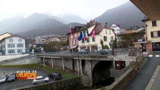 Avenue de l'Europe. France-Suisse : côte à côte (FRANCE 3 / FRANCETV INFO)