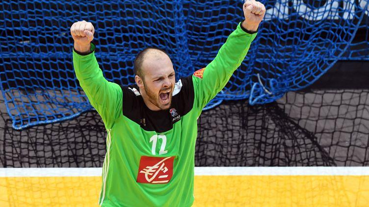 Vincent Gérard  (ANTONIN THUILLIER / AFP)