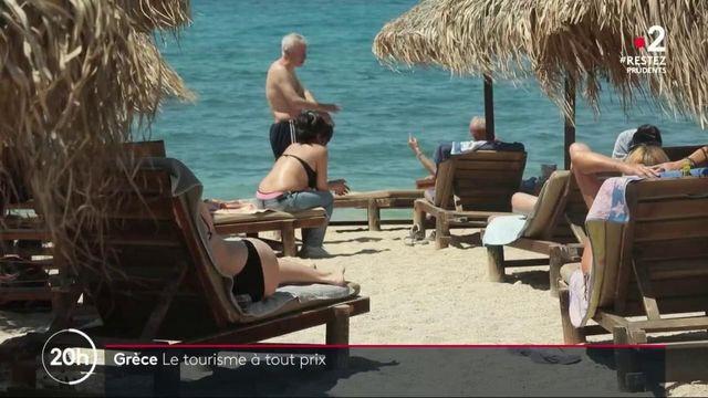 Grèce : le pays se prépare pour l'arrivée des touristes