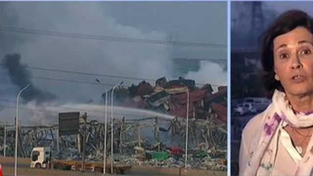 Explosions à Tianjin : beaucoup de questions