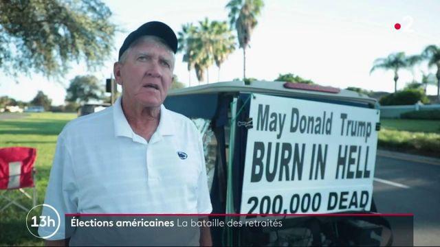 Elections américaines : le rôle majeur des seniors