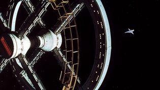 """""""2001 : l'Odyssée de l'espace"""" de Stanley Bros.  (Warner Bros. France)"""