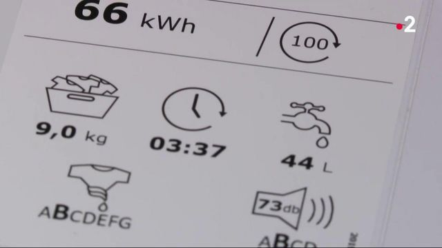 Electroménager : une nouvelle étiquette-énergie plus exigeante