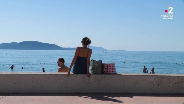 Déconfinement : des règles pour gérer l'affluencesur les plages