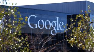 Le siège de Google, à Mountain View, en Californie (Etats-Unis), le 30 janvier 2014. (JUSTIN SULLIVAN / AFP)