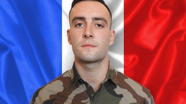 Photo du brigadier Ronan Pointeau, mort le 2 novembre 2019 au Mali, fournie par le l'état-major des armées. (ETAT-MAJOR DES ARMEES)