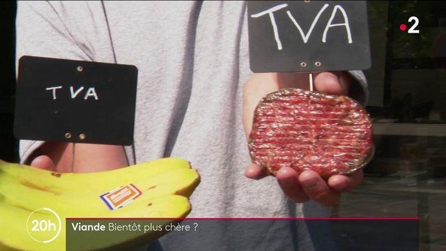 Taxe : la TVA sur la viande dans le viseur du Parlement européen