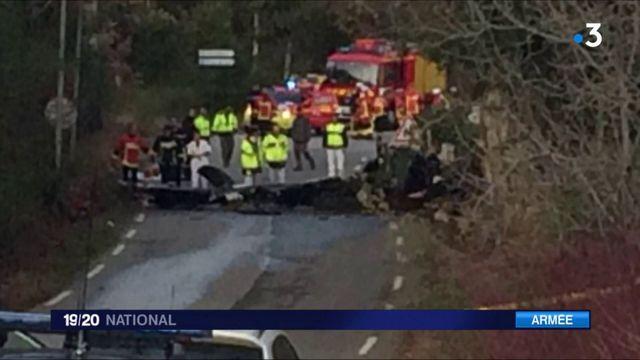 Var : une collision impliquant deux hélicoptères fait 5 morts