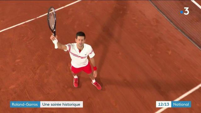 Roland-Garros : une victoire historique pour Novak Djokovic