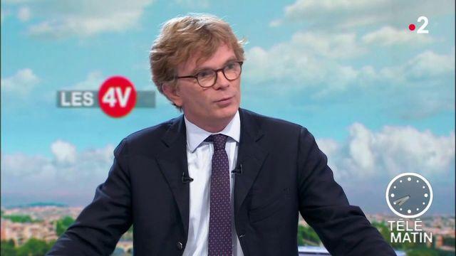 """Réforme des retraites : """"l'objectif est une application en 2025"""", indique Marc Fesneau (MoDem)"""