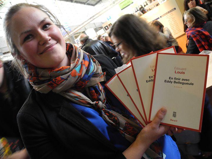 """Hélène, 21 ans """"Moi aussi je viens de Picardie...""""  (L Houot / Culturebox)"""