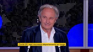Le Dr Jean-Paul Hamon (FRANCEINFO)
